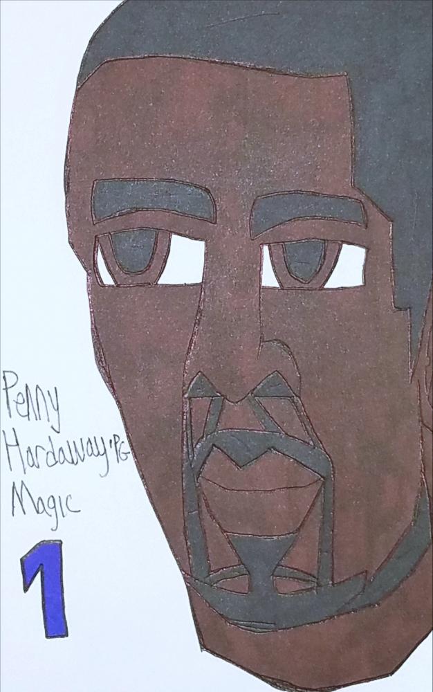 Penny Hardaway par armattock